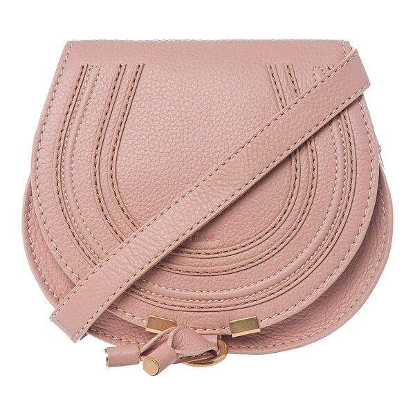 chloe marcie small leather crossbody bag