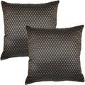Kent Shadow 17-inch Throw Pillows (Set of 2)