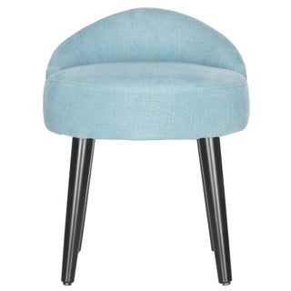Safavieh Brinda Light Blue Vanity Chair
