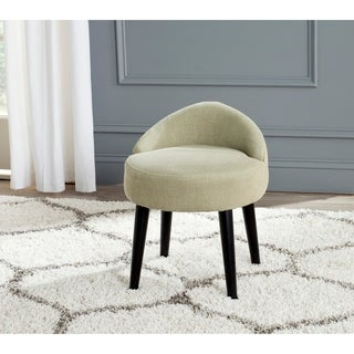 Safavieh Brinda Green Mist Vanity Chair