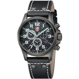 Luminox Men's 'Atacama' Field Chronograph Alarm Black Watch