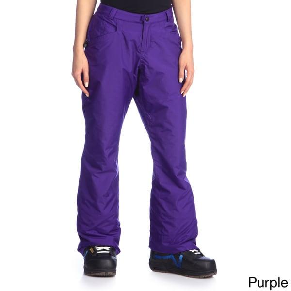 Rawik Women's Boot-cut Snow Pants