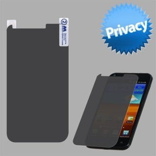 INSTEN Privacy Screen Protector for Samsung D710 Epic 4G ToucH