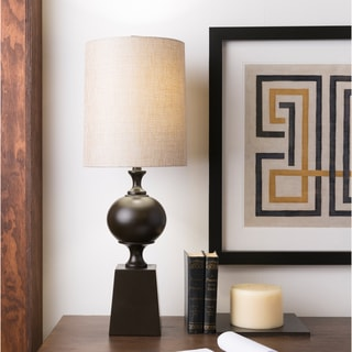 Brilliant Brushed Nickel Lamp