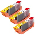 Canon CLI-251XL (6450B001) High-Yield Magenta Ink Cartridges (Pack of 3)