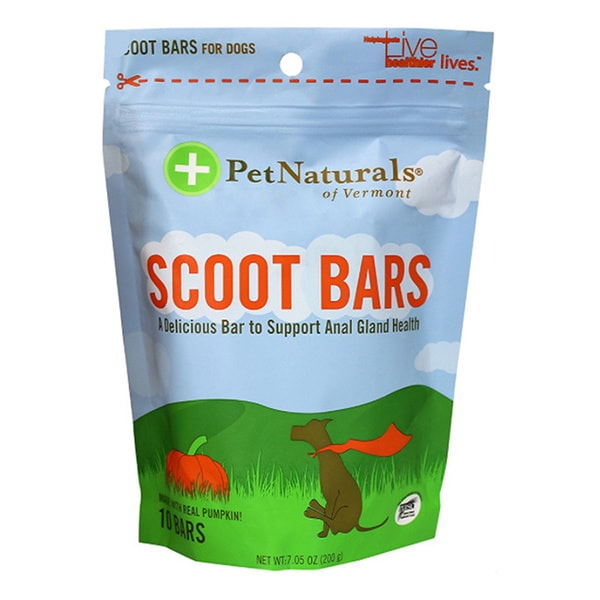 Pet Naturals of Vermont Scoot Bars for Dogs
