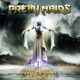 Pretty Maids - Louder Than Ever CD/DVD