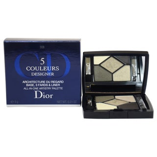 Dior 5 Couleurs All-in-one Khaki Design Artistry Palette