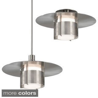 Sonneman Lighting Pool 1-light Convertible Flush Mount/ Pendant