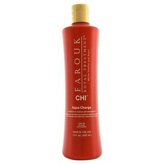 Farouk Royal Treatment CHI Aqua Charge 12-ounce Conditioner