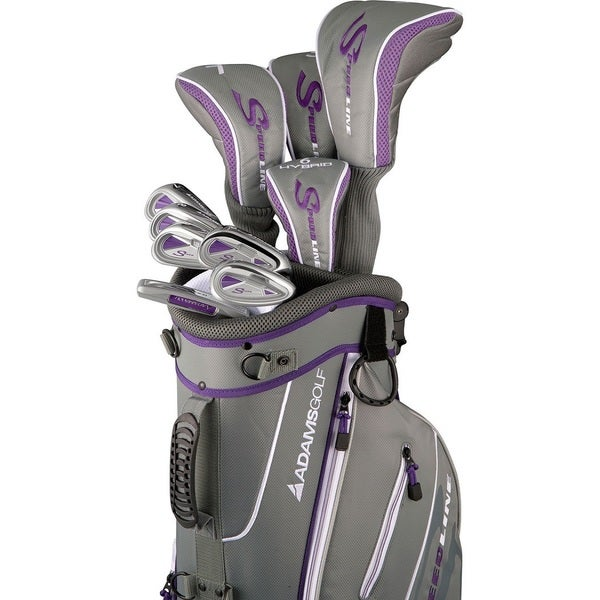 Adams Golf Women's Speedline Complete Golf Set
