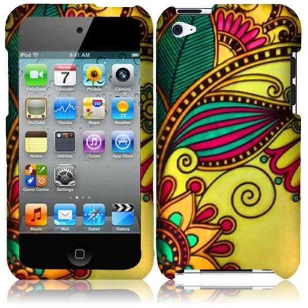 INSTEN iPod Case Cover for Apple iPod Touch 4