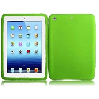 BasAcc Neon Green Silicone Case for Apple iPad Mini