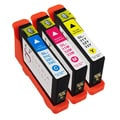 Sophia Global Compatible Ink Cartridge Replacement for Dell 31 (1 Cyan, 1 Magenta, 1 Yellow)