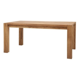Stockholm Natural Finish 65-inch Dining Table