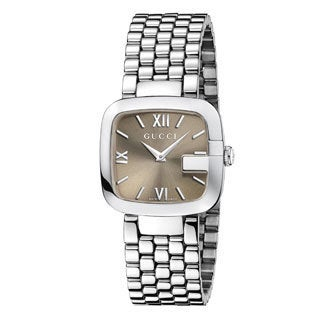 Gucci Women's 'G-Gucci' Recognizable G-Case Watch