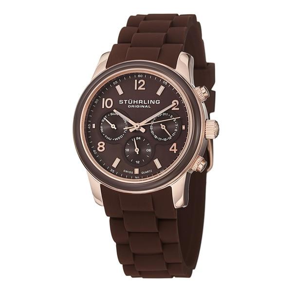 Stuhrling Original Women's Eden Swiss Quartz Strap Watch