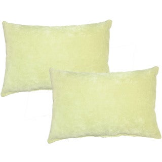 Cosmo Apple 12.5-in Throw Pillows (Set of 2)