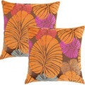 Fern Power 17-in Throw Pillows (Set of 2)