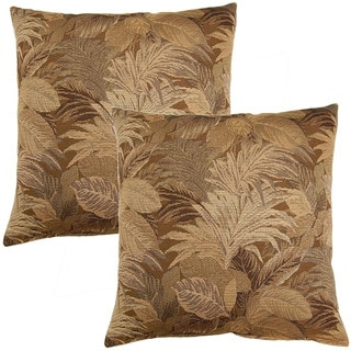 Gabon 17-in Throw Pillows (Set of 2)