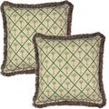 Tiny Trees 17-in Throw Pillows (Set of 2)