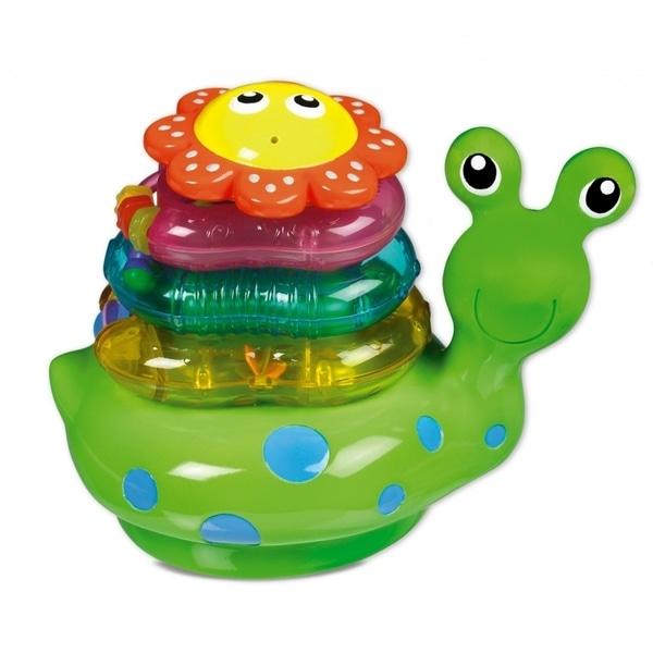 Munchkin Snail Stacker Toy
