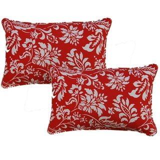 Wexford Berry 12.5-in Throw Pillows (Set of 2)