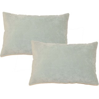 Cosmo Ice 12.5-in Throw Pillows (Set of 2)