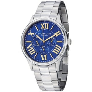 Stuhrling Original Men's Majestic Quartz Bracelet Bracelet Watch