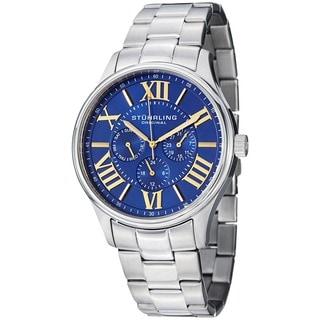 Stuhrling Original Men's Majestic Quartz Bracelet Bracelet Watch
