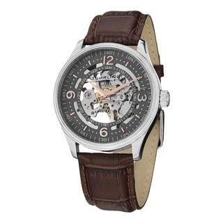 Stuhrling Original Men's Denmark Automatic Strap Watch