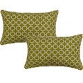 Hockley Pear 12.5-in Throw Pillows (Set of 2)