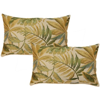 Mauna Kea Breeze 12.5-in Throw Pillows (Set of 2)