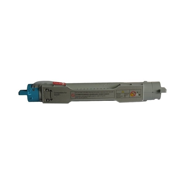 Insten Premium Cyan Color Toner Cartridge 106R01082 for Xerox Phaser 6300