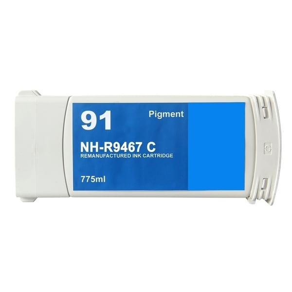 INSTEN Remanufactured Ink Cartridge for HP No.91 Inkjet