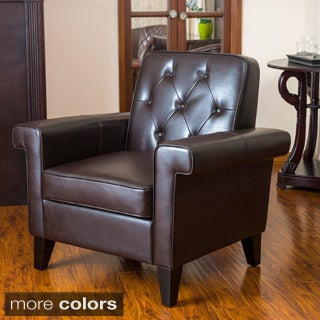 Christopher Knight Home Moore Button Tufted Club Chair