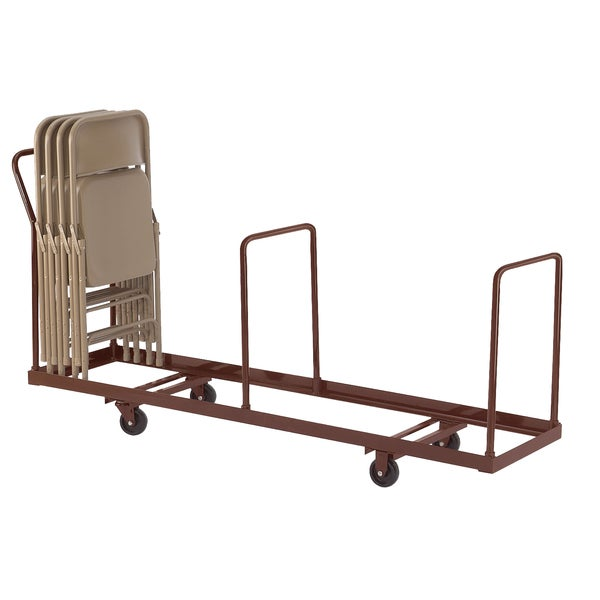 35-capacity Folding Chair Dolly Truck