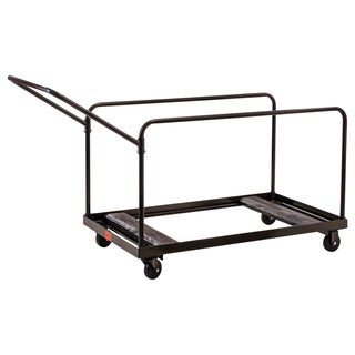 Round Folding Table Dolly
