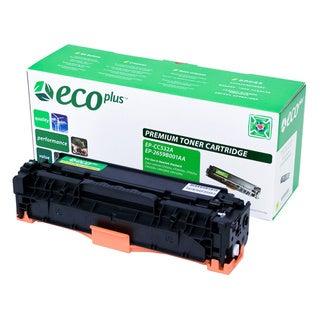 Ecoplus CC532A Remanufactured Yellow Toner Cartridge