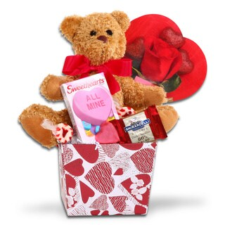 Alder Creek Valentine's Gift Basket Tote