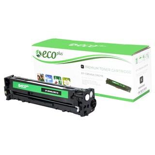 Ecoplus 'CB540A' Black Toner Cartridge (Remanufactured)