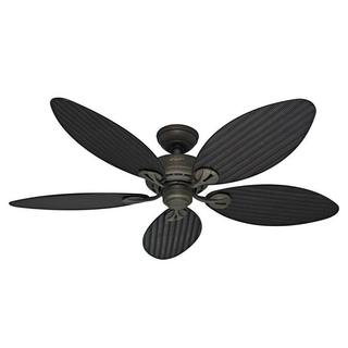 Hunter Fan Bayview 54-inch 5-palm Leaf Blades Ceiling Fan