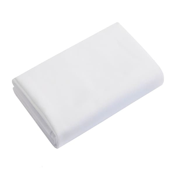 Summer Infant Portable Crib Sheet in White