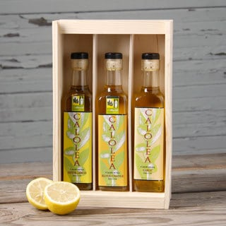 Calolea Flavored Olive Oil Box Set