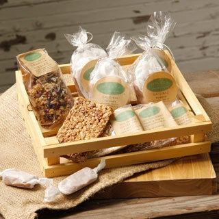 JAVA & Co. Signature Sweets & Spicy Snack Gift Crate