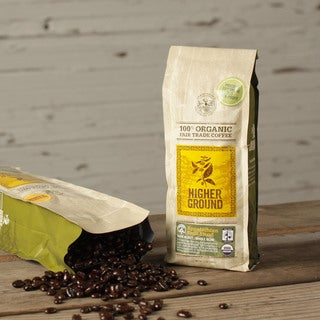 Higher Ground Appalachian Trail Organic Blend Coffee