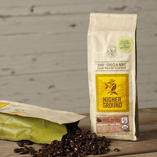 Higher Ground Black Warrior Riverkeeper Organic Coffee Blend