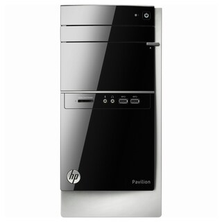 HP Pavilion 500-200 500-270 Desktop Computer - Intel Core i3 i3-4130