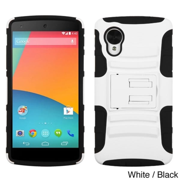 BasAcc Case with Stand for LG D820 Nexus 5