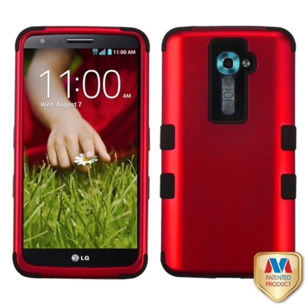 INSTEN TUFF Phone Case Cover for LG D801 Optimus G2/ LS980 G2/ D800 G2/ VS980 G2